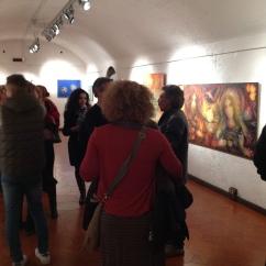 """""""I percorsi dell'Anima"""" Galleria L'agostiniana - Piazza del Popolo Roma 2013"""