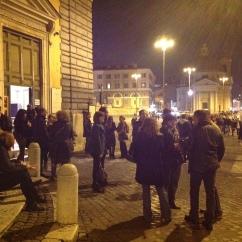 Galleria L'agostiniana - Piazza del Popolo Roma 2013