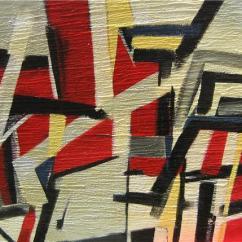 Piazzolla - acrilico su tela