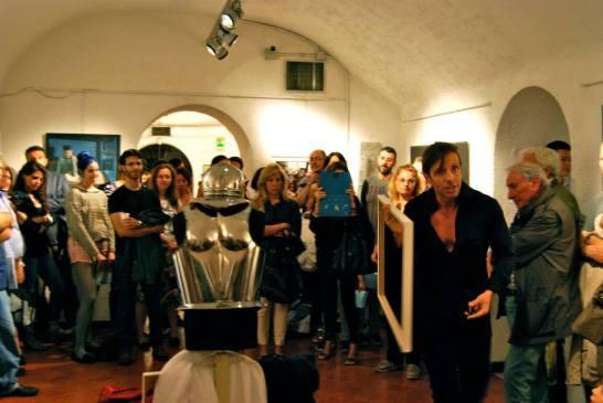 """Mostra """"Prospettiva 15"""", Galleria Agostiniana - Roma, Ottobre 2014"""